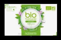 Nutrisanté Infusions Bio Tisane Verveine 20 Sachets à VILLERS-LE-LAC