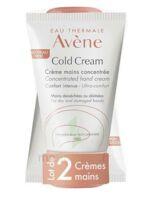 Avène Eau Thermale Cold Cream Duo Crème Mains 2x50ml à VILLERS-LE-LAC