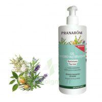 Aromaforce Gel Hydroalcoolique Ravintsara Tea Tree Fl/500ml à VILLERS-LE-LAC