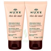 Rêve De Miel® Crème Mains Et Ongles 2*50ml à VILLERS-LE-LAC
