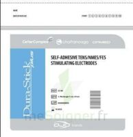 Cefar Dura-stick Electrode Ronde Diam 50mm B/4 à VILLERS-LE-LAC