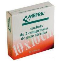 Mefra, 10 Cm X 10 Cm, Sachet De 2, 50 Sachets, Boîte 100 à VILLERS-LE-LAC