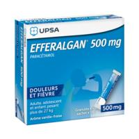 Efferalgan 500 Mg Glé En Sachet Sach/16 à VILLERS-LE-LAC