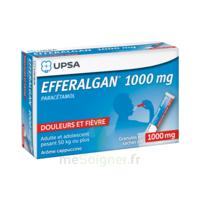 Efferalgan 1g Cappuccino Granules 8 Sachets à VILLERS-LE-LAC