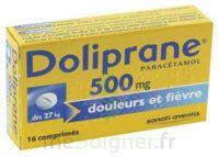 Doliprane 500 Mg Comprimés 2plq/8 (16) à VILLERS-LE-LAC