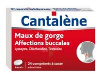 Cantalene, Comprimé à Sucer à VILLERS-LE-LAC