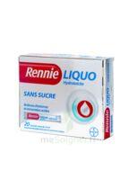 Rennieliquo Sans Sucre, Suspension Buvable édulcorée à La Saccharine Sodique En Sachet-dose à VILLERS-LE-LAC