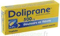 Doliprane 500 Mg Gélules B/16 à VILLERS-LE-LAC