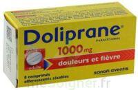 Doliprane 1000 Mg Comprimés Effervescents Sécables T/8 à VILLERS-LE-LAC