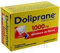 Doliprane 1000 Mg Poudre Pour Solution Buvable En Sachet-dose B/8 à VILLERS-LE-LAC