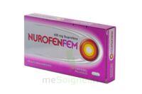 NUROFENFEM 400 mg, comprimé pelliculé à VILLERS-LE-LAC