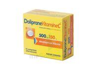 Dolipranevitaminec 500 Mg/150 Mg, Comprimé Effervescent à VILLERS-LE-LAC