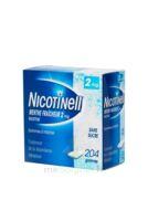 Nicotinell Menthe Fraicheur 2 Mg Sans Sucre, Gomme à Mâcher Médicamenteuse Plq/204 à VILLERS-LE-LAC
