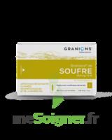 GRANIONS DE SOUFRE 19,5 mg/2 ml S buv 30Amp/2ml à VILLERS-LE-LAC
