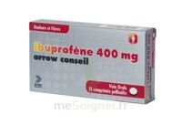 Ibuprofene Arrow Conseil 400 Mg, Comprimé Pelliculé à VILLERS-LE-LAC