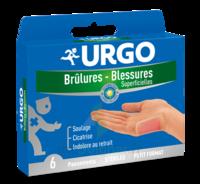 Urgo Brulures-blessures Petit Format X 6 à VILLERS-LE-LAC