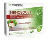 Memoboost Ginkgo + Bacopa Gélules B/30 à VILLERS-LE-LAC