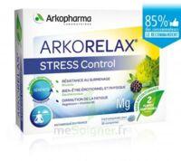 Arkorelax Stress Control Comprimés B/30 à VILLERS-LE-LAC
