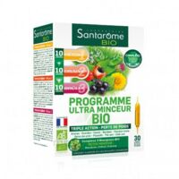 Santarome Bio Programme ultra minceur Solution buvable 30 Ampoules/10ml à VILLERS-LE-LAC