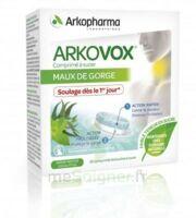 Arkovox Comprimés à Sucer Menthe Eucalyptus B/20 à VILLERS-LE-LAC