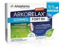 Arkorelax Sommeil Fort 8H Comprimés B/15 à VILLERS-LE-LAC