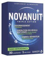 Novanuit Triple Action Comprimés B/30 à VILLERS-LE-LAC