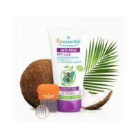 Puressentiel Anti-poux Shampooing Masque Traitant 2 En 1 Anti-poux Avec Peigne - 150 Ml à VILLERS-LE-LAC