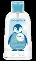 Abcderm H2o Solution Sans Rinçage Nettoyante Bébé Fl Pompe/1l à VILLERS-LE-LAC