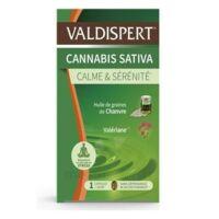Valdispert Cannabis Sativa Caps Liquide B/24 à VILLERS-LE-LAC