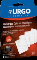Urgo Recharges Ceinture Chauffante X4 à VILLERS-LE-LAC