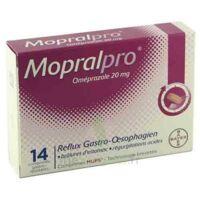 MOPRALPRO 20 mg Cpr gastro-rés Film/14 à VILLERS-LE-LAC