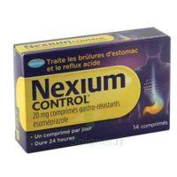 NEXIUM CONTROL 20 mg Cpr gastro-rés Plq/14 à VILLERS-LE-LAC