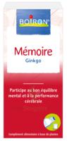 Boiron Mémoire Ginkgo Extraits De Plantes Fl/60ml à VILLERS-LE-LAC