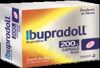 IBUPRADOLL 200 mg, capsule molle à VILLERS-LE-LAC