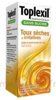 Toplexil 0,33 Mg/ml Sans Sucre Solution Buvable 150ml à VILLERS-LE-LAC