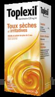 TOPLEXIL 0,33 mg/ml, sirop 150ml à VILLERS-LE-LAC