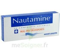 NAUTAMINE, comprimé sécable à VILLERS-LE-LAC