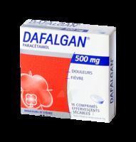 Dafalgan 500 Mg Comprimés Effervescents Sécables Film/16 à VILLERS-LE-LAC