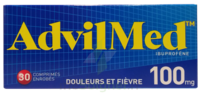 Advilmed 100 Mg Comprimés Enrobés Plq/30 à VILLERS-LE-LAC