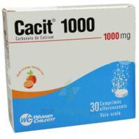 Cacit 1000 Mg, Comprimé Effervescent à VILLERS-LE-LAC