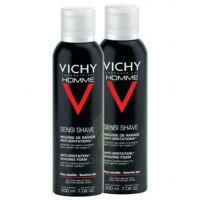 VICHY mousse à raser peau sensible LOT à VILLERS-LE-LAC