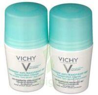 VICHY TRAITEMENT ANTITRANSPIRANT BILLE 48H, fl 50 ml, lot 2 à VILLERS-LE-LAC