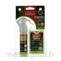 Insect Protect Spray Peau + Spray VÊtements Fl/18ml+fl/50ml à VILLERS-LE-LAC