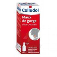 Colludol Solution Pour Pulvérisation Buccale En Flacon Pressurisé Fl/30 Ml + Embout Buccal à VILLERS-LE-LAC