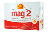Mag 2 122 Mg S Buv En Ampoule Sans Sucre édulcoré à La Saccharine Sodique 30amp/10ml à VILLERS-LE-LAC