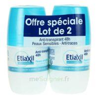 ETIAXIL DEO 48H ROLL-ON LOT 2 à VILLERS-LE-LAC