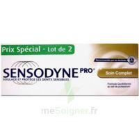 Sensodyne Protection Complète Lot De 2 X 75 Ml à VILLERS-LE-LAC