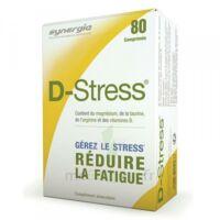 D-STRESS, boite de 80 à VILLERS-LE-LAC