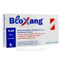 BLOXANG Eponge de gélatine stérile hémostatique B/5 à VILLERS-LE-LAC