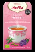 Yogi Tea Equilibre Feminin à VILLERS-LE-LAC